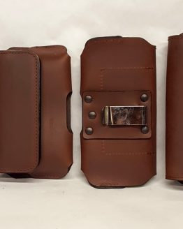 Handmade Leather Cell Phone Cases