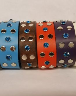 Options: Colors - Black, Distressed Brown, Blue, Green, Orange, Pink, Purple, Yellow & White.