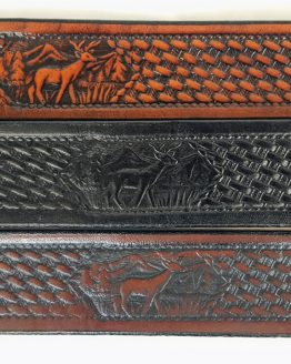 Wild Life Design Leather Belts