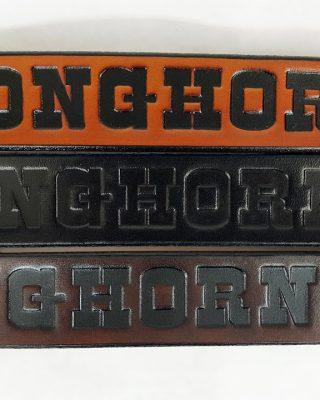 Western Design Leather Belts